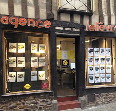 Agence immobilière à Rennes Centre